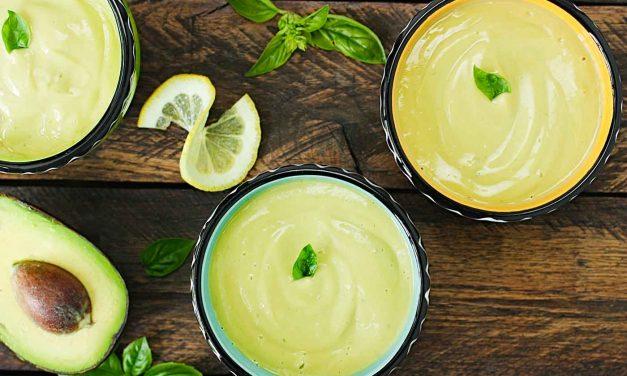 Avocado Lemon Soup