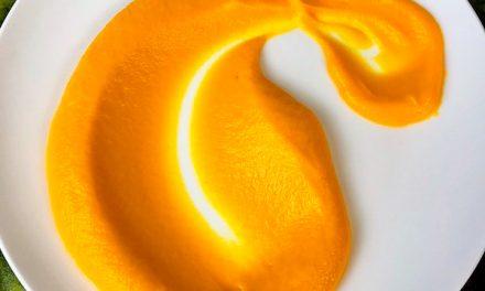 Bright Carrot Mash