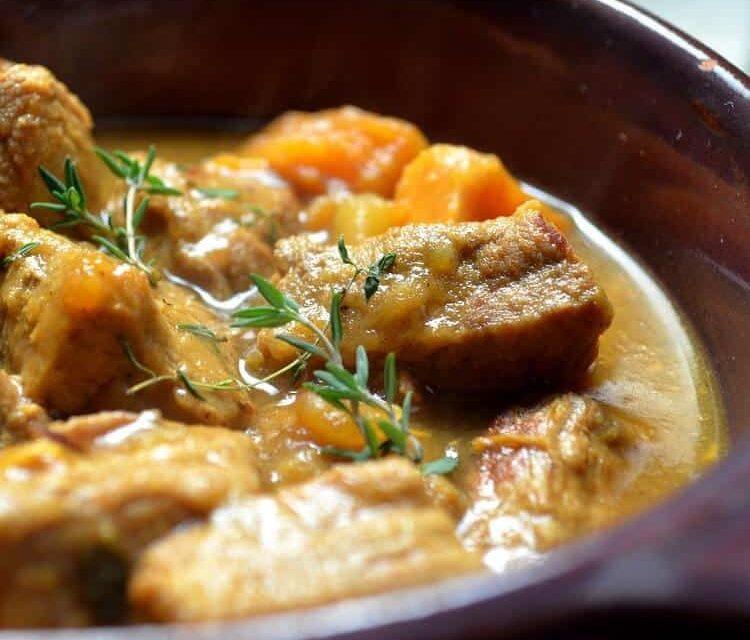 Chicken Veal Stew