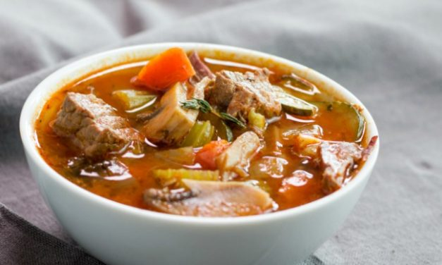 Easy Beef Soup