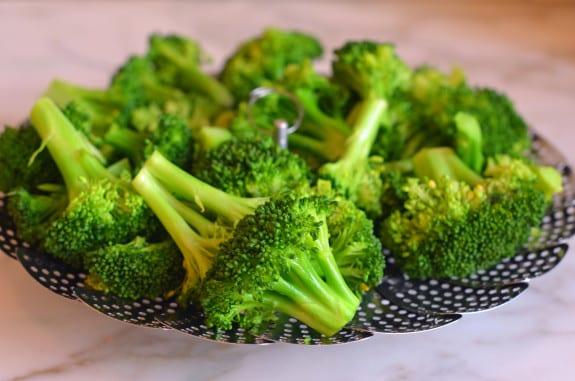 Brilliant Cheesy Broccoli