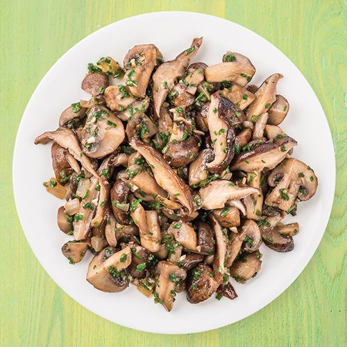 Mexican Style Mushrooms