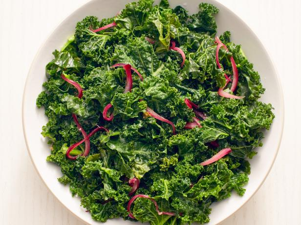 Sweet & Sour Kale