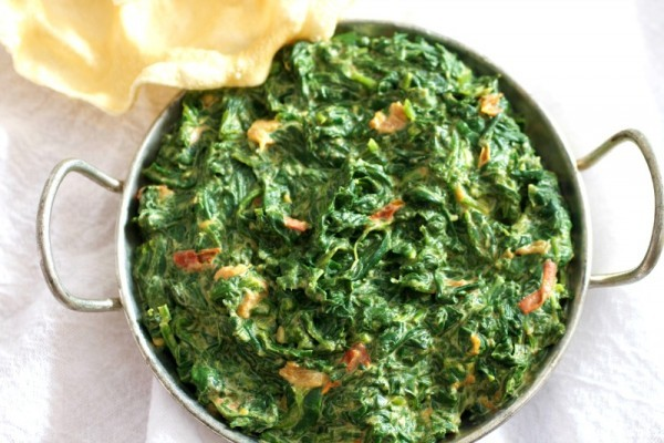 Traditional Indian Spinach