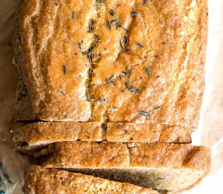 Almond Flour Breakfast Bread