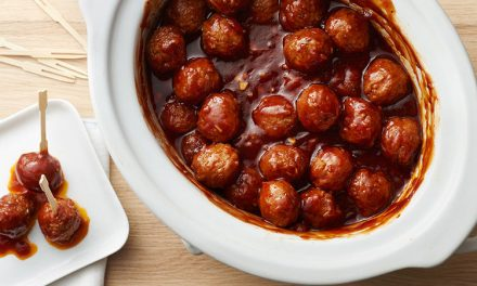 BBQ Party Meatballs