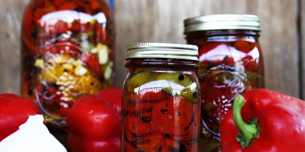 Bell Pepper Preserves