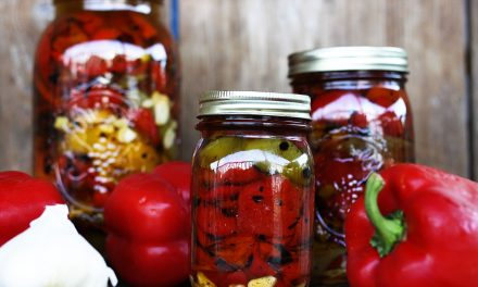 Bell Pepper Preserves