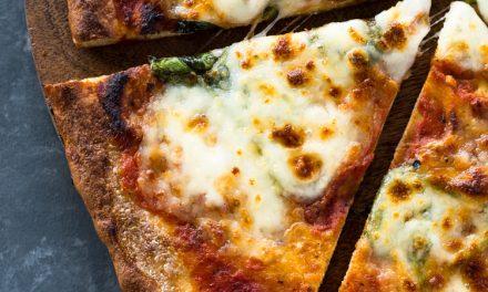 Instant Keto Vegetarian Pizza