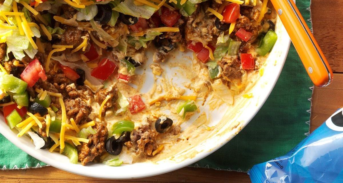 Mexican Beef Dip