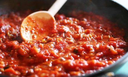 Tomato Onion Sauce