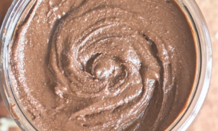 Almond Cocoa Spread
