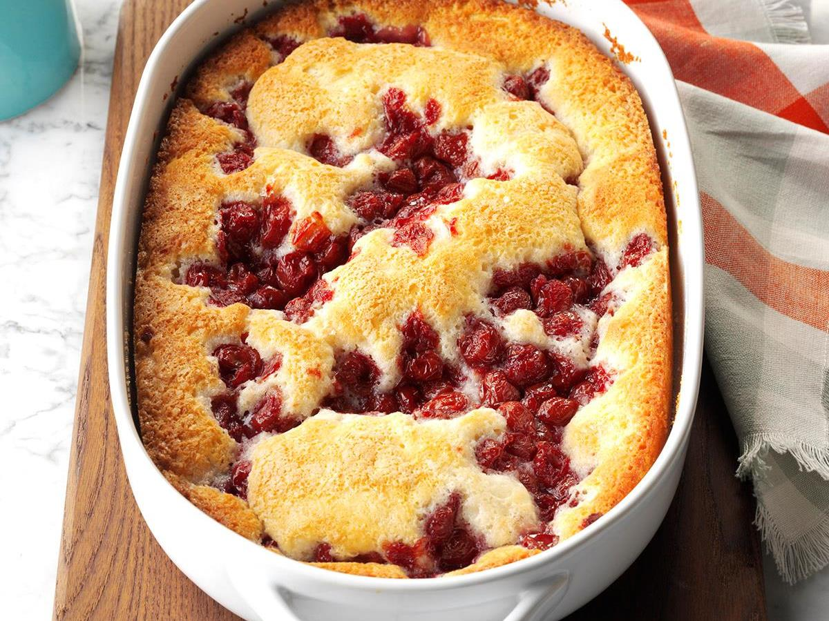 Cherry Pudding