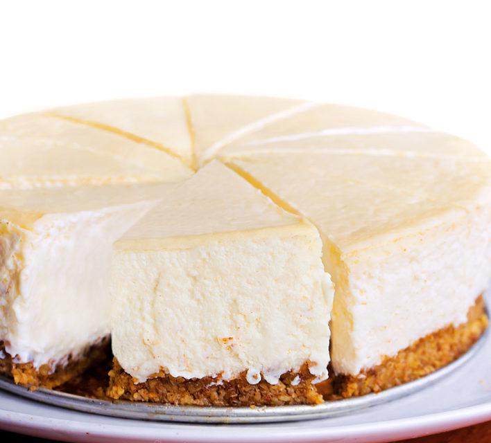 Classic Keto Cheesecake
