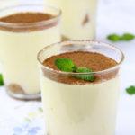 Cocoa Vanilla Pudding