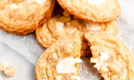 Orange Nut Cookies