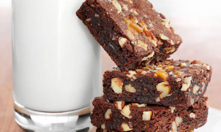 Pecan Brownies