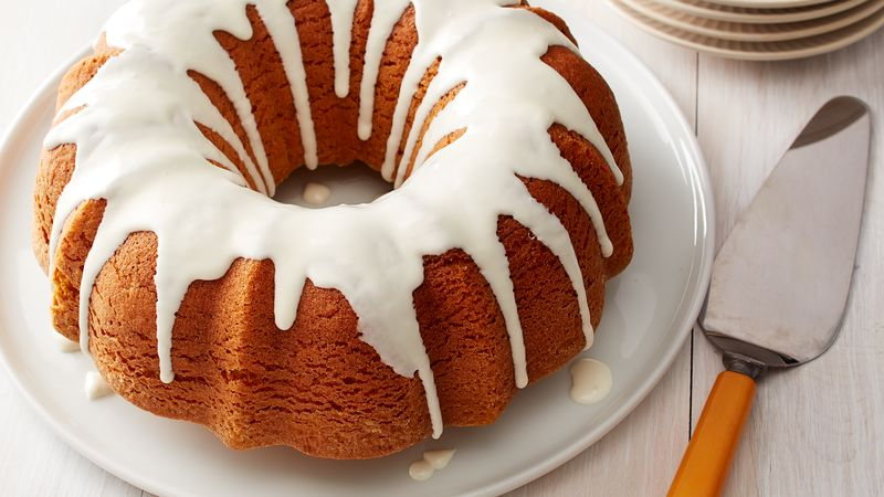 Pumpkin Pie Bundt Cake