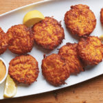 Sweet Potato and Cinnamon Patties