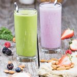 HIGH-PROTEIN BREAKFAST SMOOTHIES