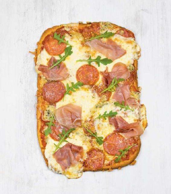 INCREDIBLE KETO PIZZA