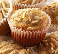 Apple & Almond Muffins