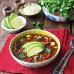Mexican Chili Soup