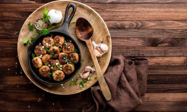 Festive Turkey Meatballs