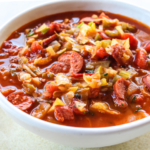 Sausage & Cabbage Stew