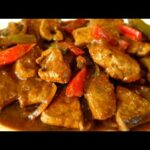 Three Meat & Liver Stew