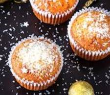 Coconut Lemon Muffins
