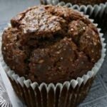 Gingerbread Blender Muffins