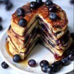 Pancake & Berry Muffins