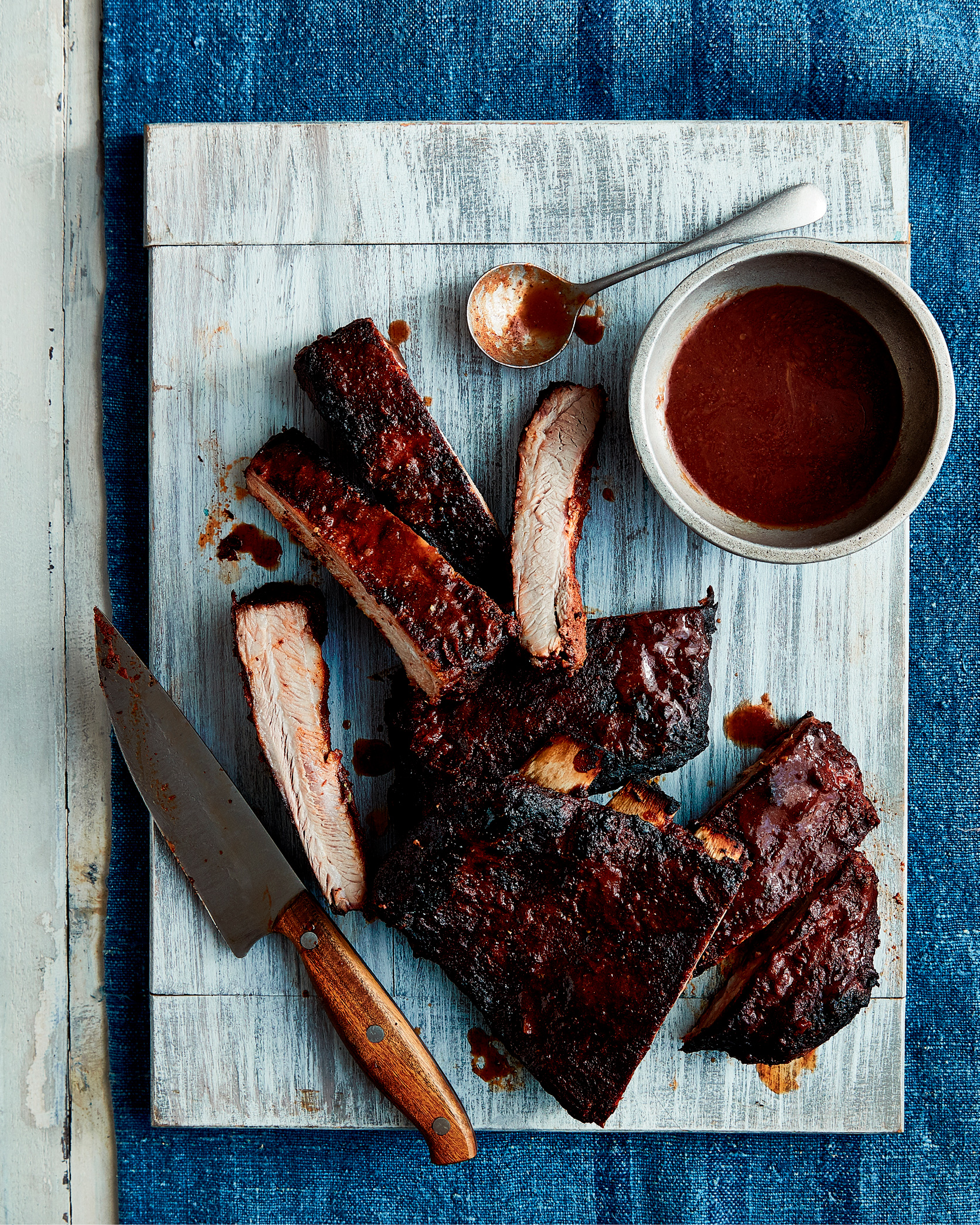 Barbecued Ribs