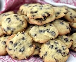 Chocolate Sea Salt Cookies