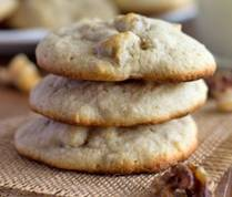 Cream Cheese Cookies With Nuts