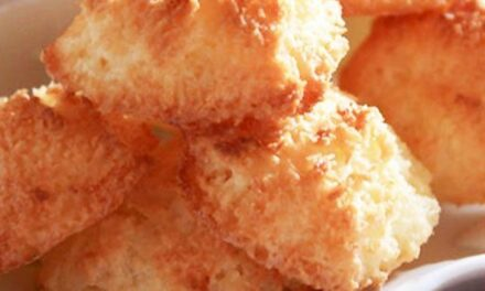Coconut Macaroons Fat Bombs