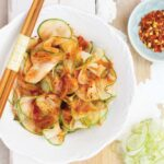 QUICK ASIAN FERMENTED CUCUMBERS