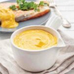 READY-IN-SECONDS HOLLANDAISE SAUCE