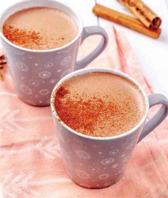 ROCKET FUEL HOT CHOCOLATE