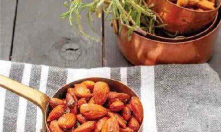TOASTED ROSEMARY NUTS