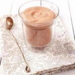 CHOCOLATE SOFT-SERVE ICE CREAM